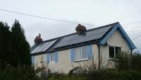 Solar Thermal & Panel installation, Denbighshire, North Wales
